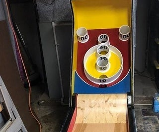 Another Skee-Ball Machine
