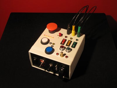 Amazing Buttons Box for Kids