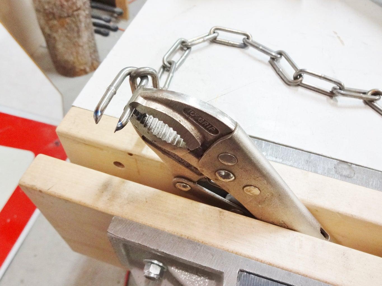 Non-welded Puzzle