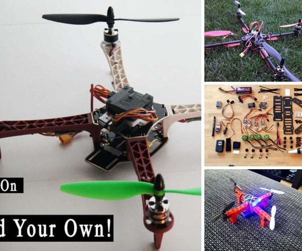 Aslan's Drone Collection