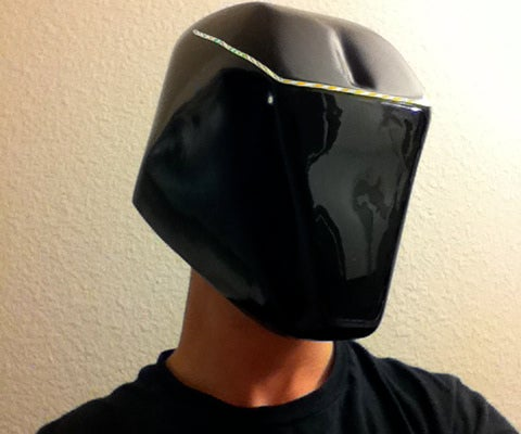 Tron Legacy Helmet
