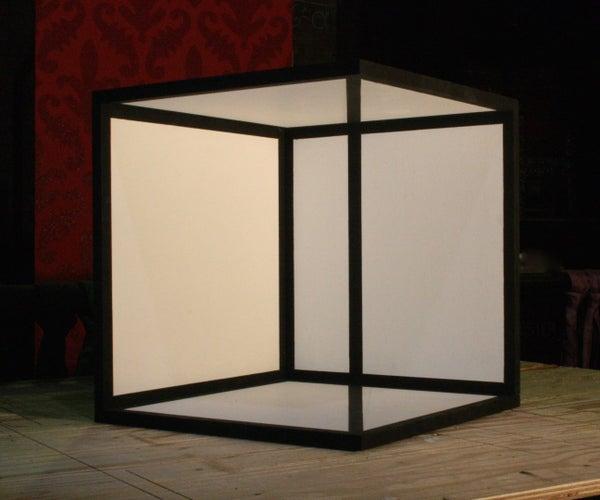 3D Corner Shelf