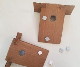 Cardboard Cornhole