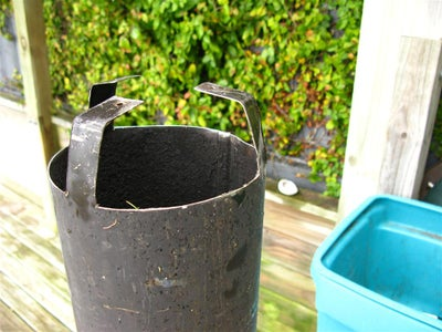 Add a Stove Pipe As an Alternative Chimney