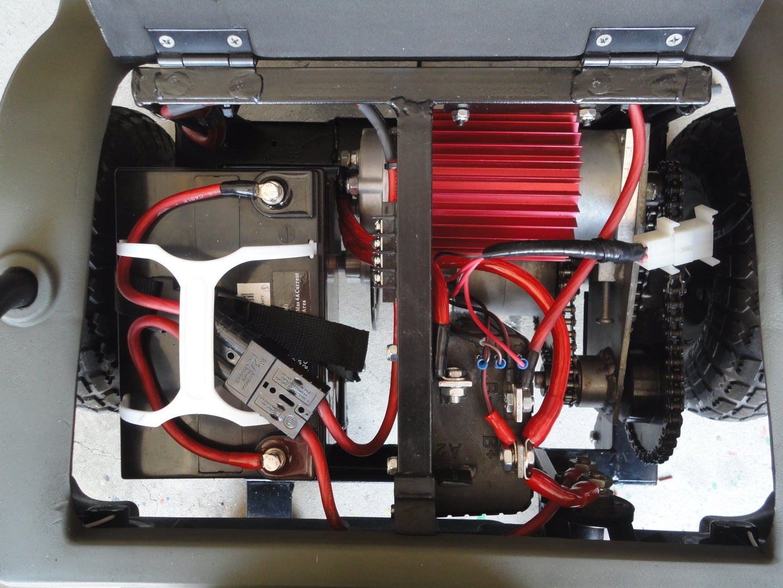 Electronics / Batteries