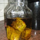 There will be fat! Oil bottled Pork tenderloin