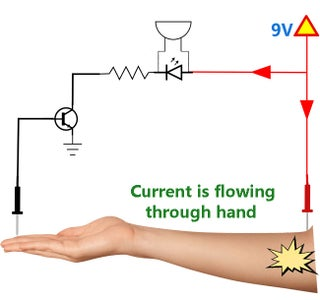 Animation of the Device in Action: