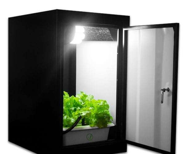 MeLion Growbox System