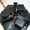 Tapster 2.0: Attach Servos to Top Section