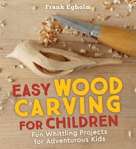 Discover More Fun Wood Carving Projects