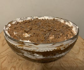 Easy Chocolate Trifle