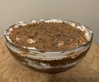 简单的巧克力蛋糕