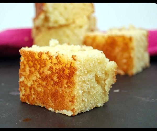 Cornbread - Sweet and Moist