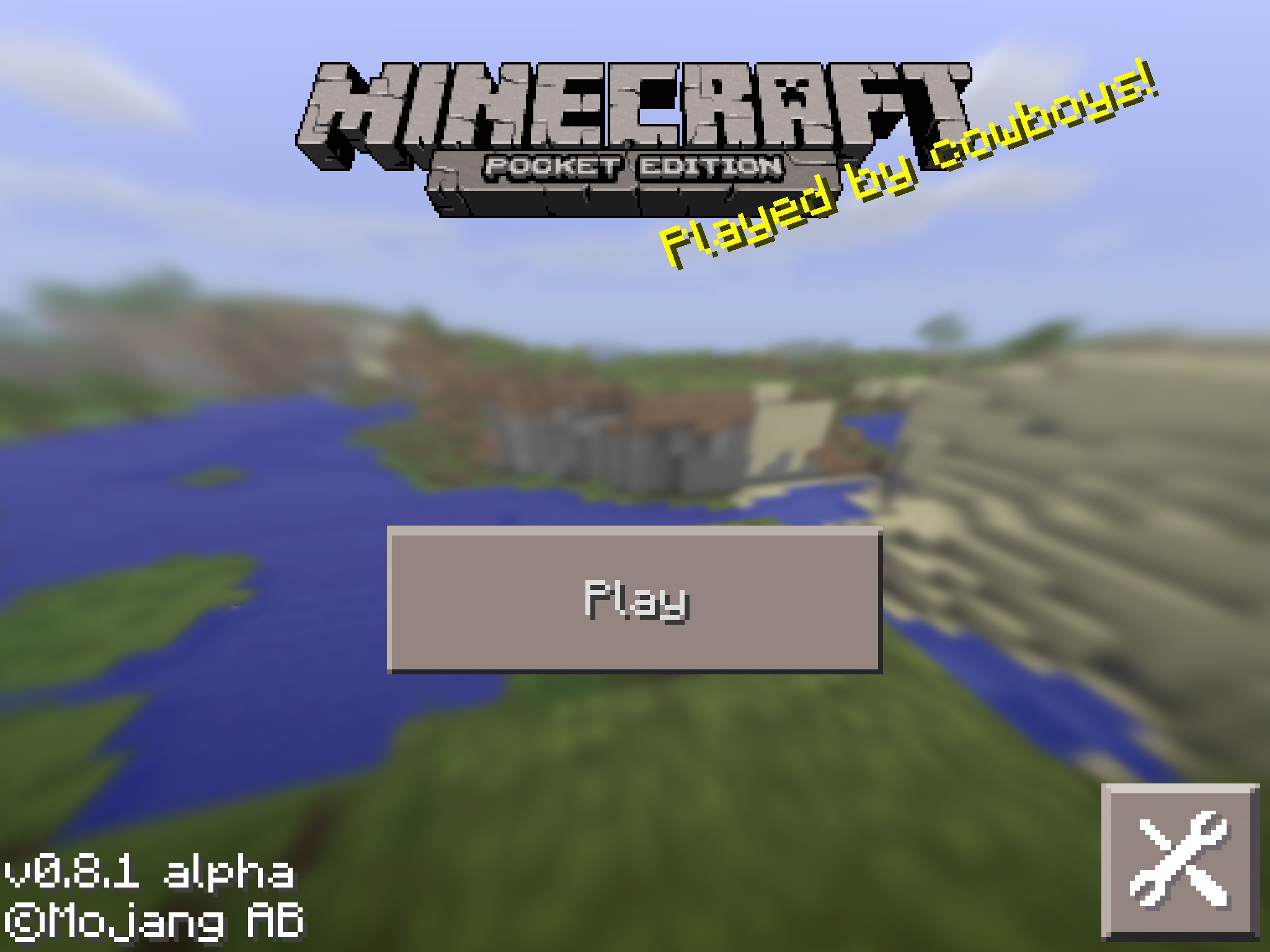 MCPE Helicopter