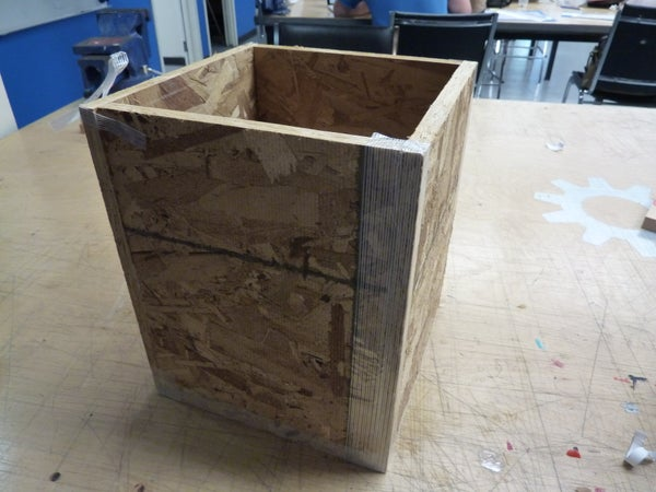 How to Make a Reusable Box for Making Plaster Molds