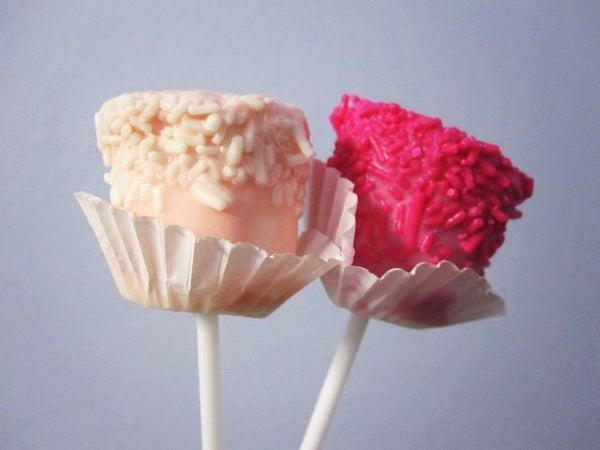 Choc Marshmallow Sweethearts
