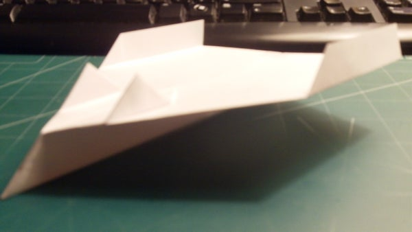 How to Make the Twin Shark Paper Airplane