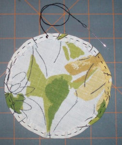 Sewing Your Circle's Edge