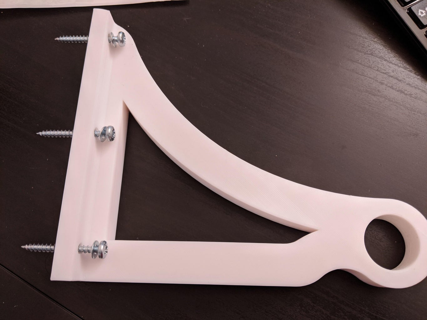 Mount Brackets to Wall