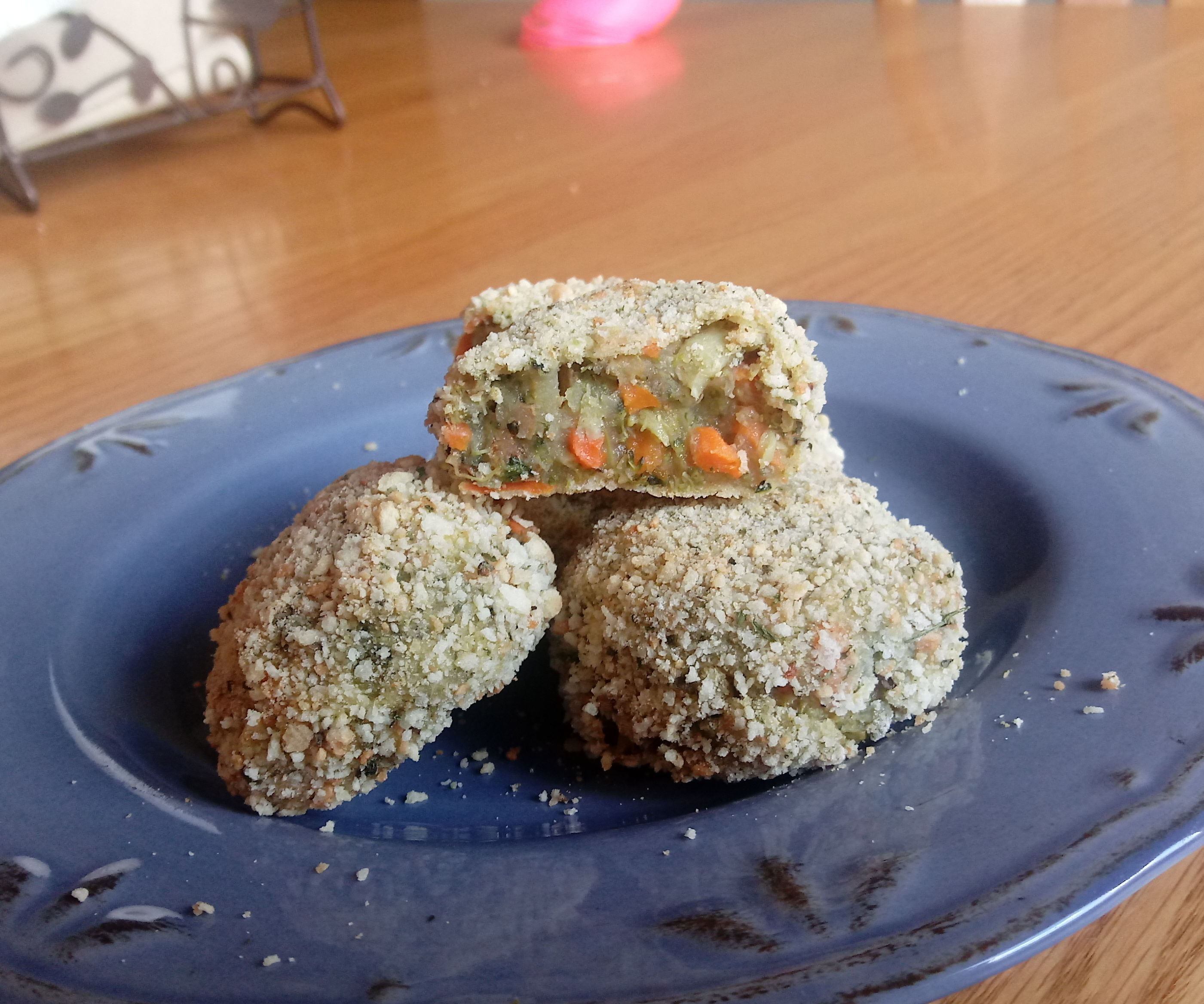 Homemade Vegetable Nuggets (AKA How to Get Your Kid to Eat Their Vegetables)