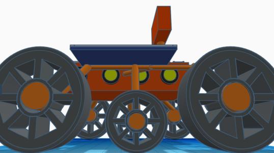 Axels + Wheels