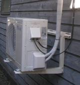 Installing the Outdoor Unit