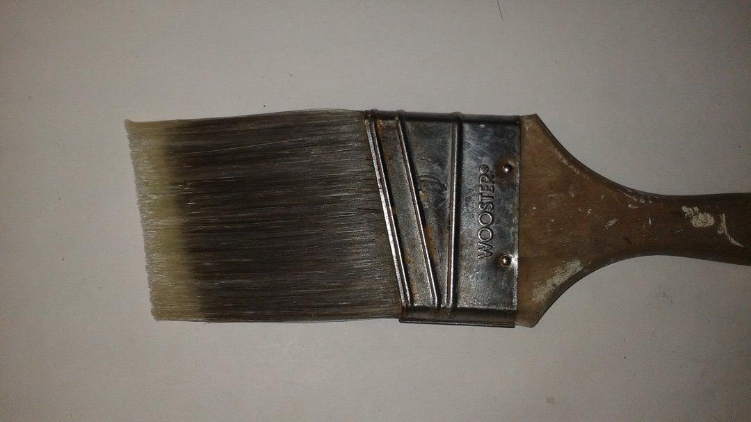 Finishing the Brush