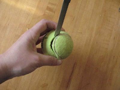 Step 2: Cut the Ball