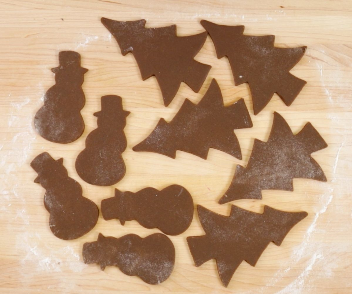 Best Gingerbread Cookie Recipe