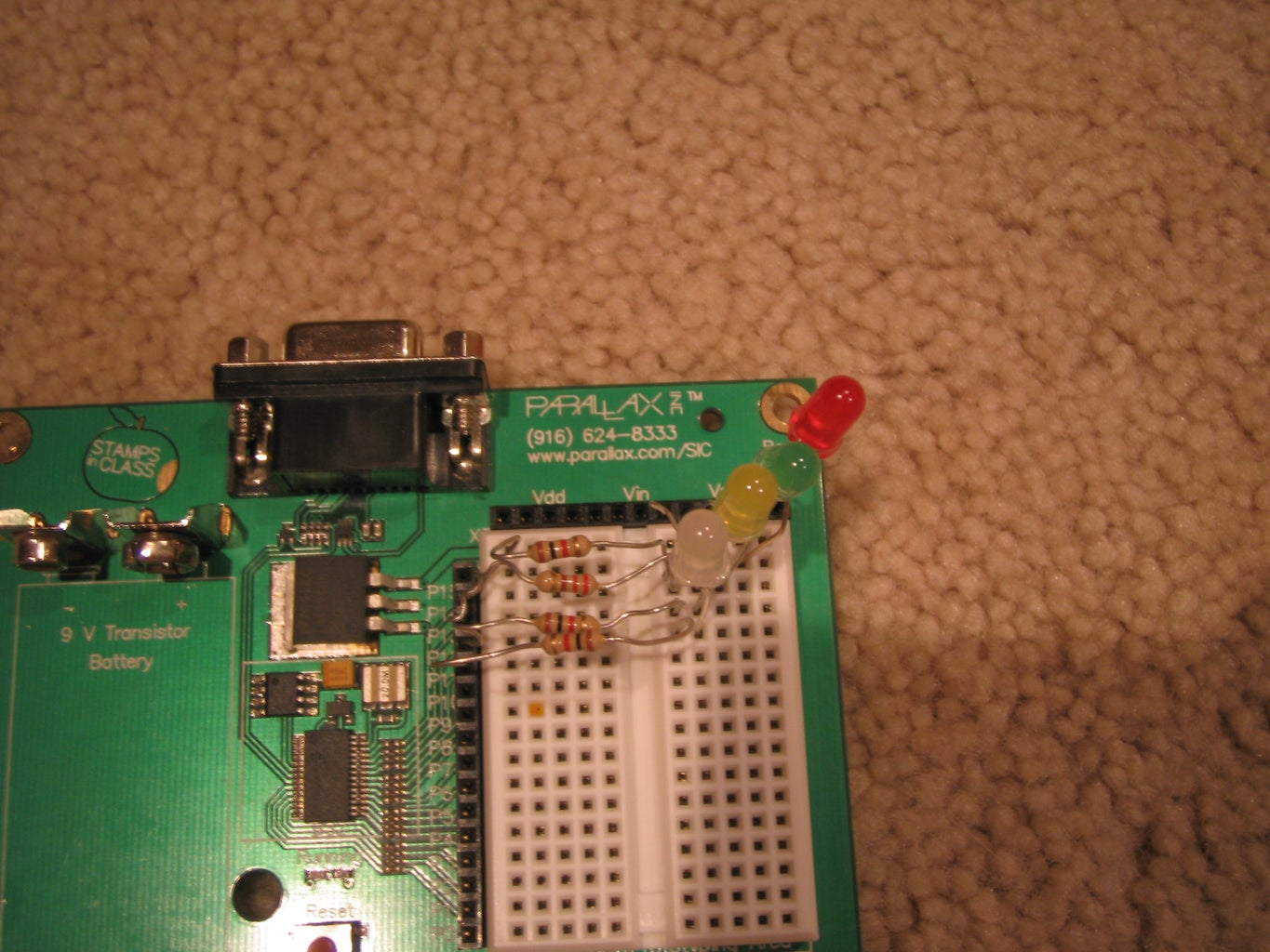 Hook Up Your Microcontroller