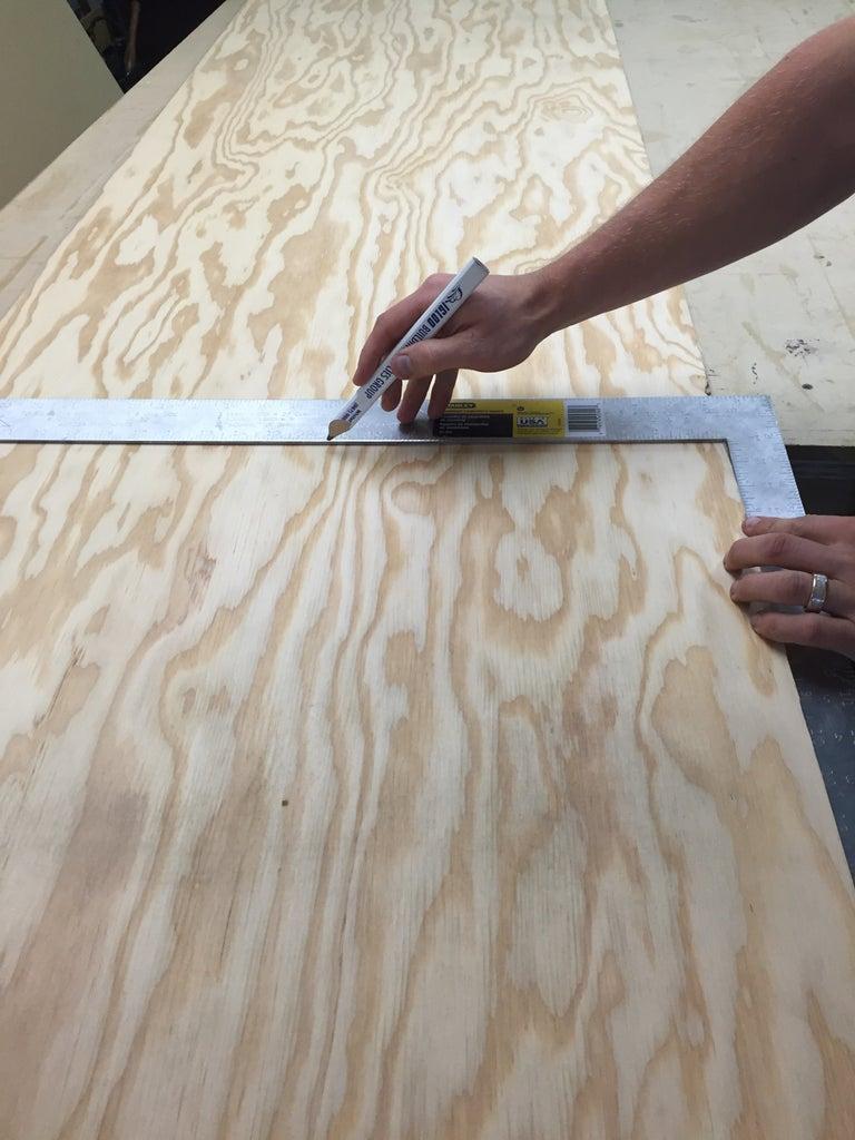 Cut Materials to Dimension