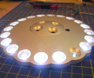 Simple Arduino Sunrise Lamp