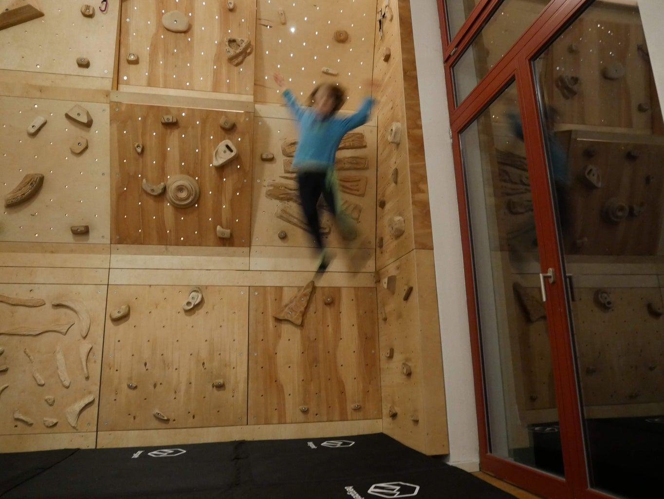 Some Basics About Climbing Walls