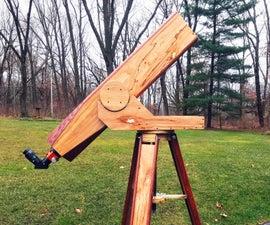 牛郎星-三脚架折射望远镜