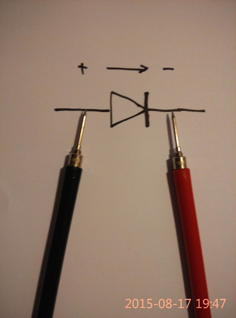 Why Diodes?