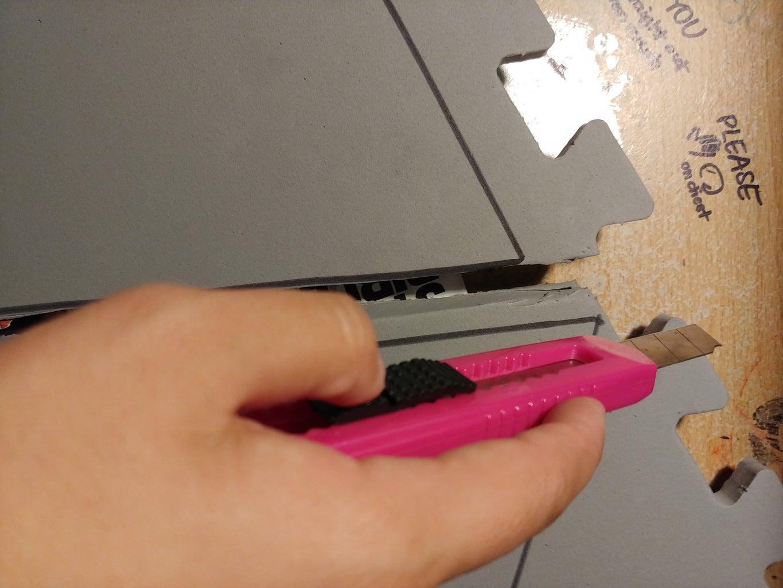 Cut Full Pieces