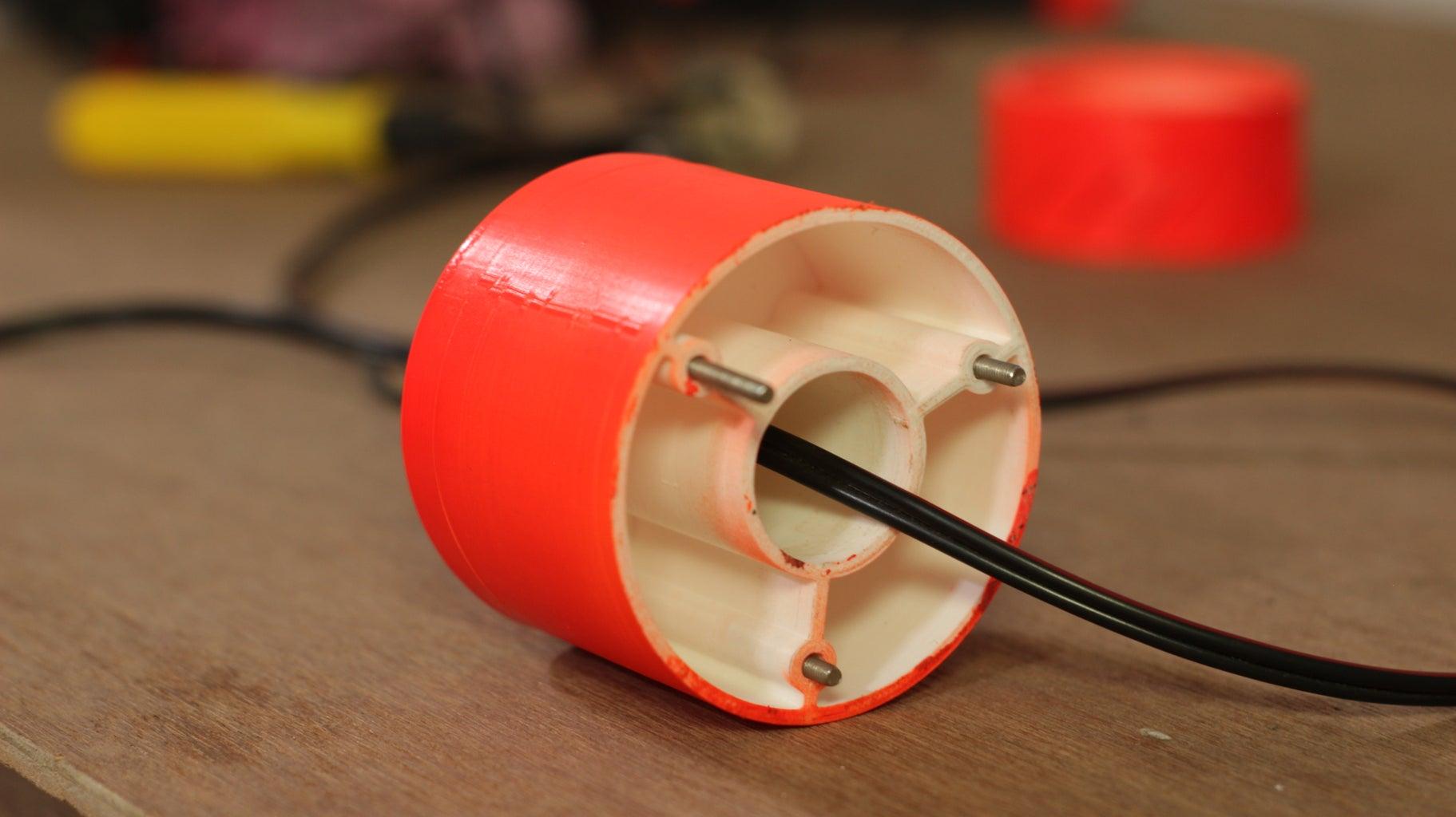 Assembling Motor