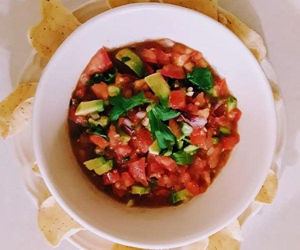 Spicy Avocado Salsa