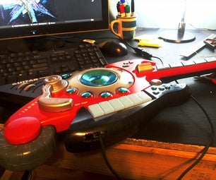 Converting a Rescued Toy Into a MIDI Controller