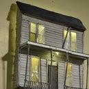 Haunted House Wall Diarama (Not for Faint-Hearted)