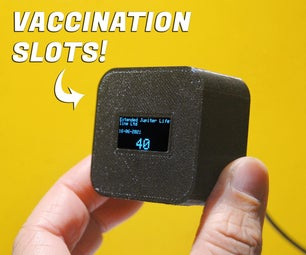 Vaccination Slot Notifier | CoWIN