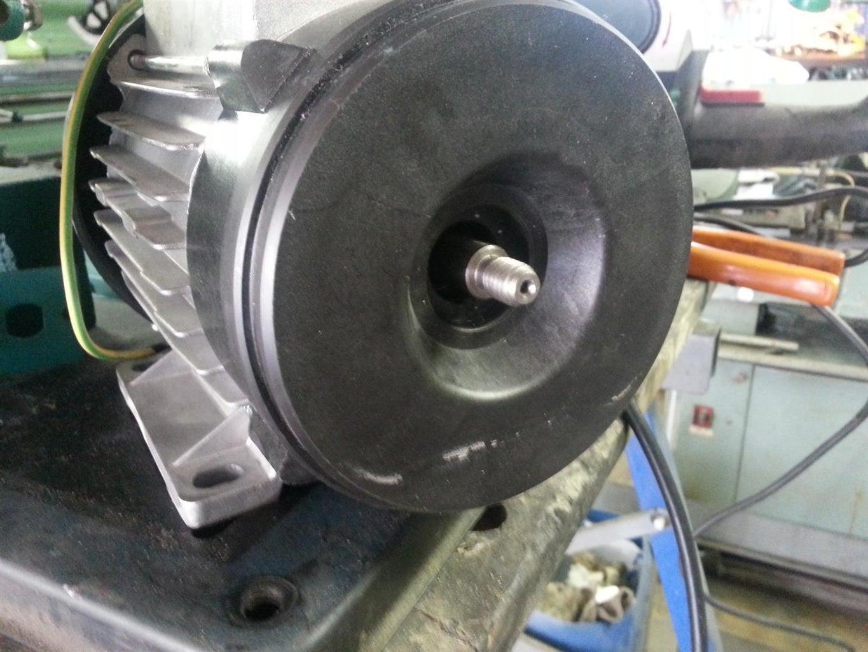 Motor Flange Adapt
