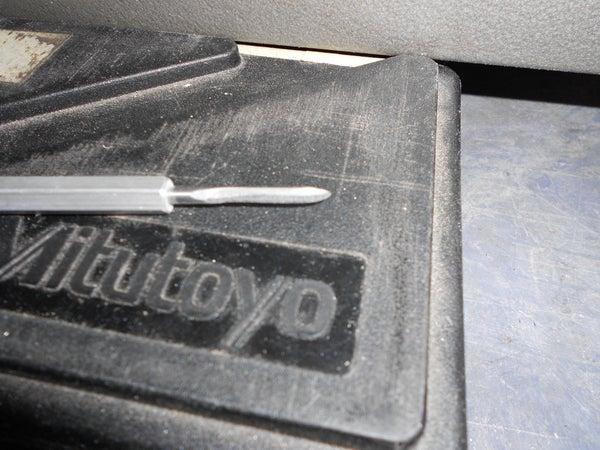 Carbide Scraper-Deburr Tool