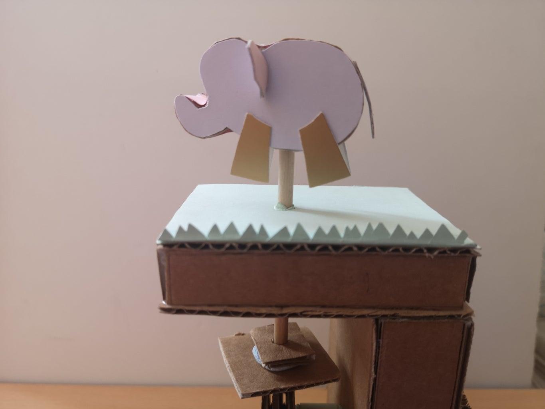 CAM-imal! CAM Elephant