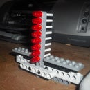awesome Lego machine gun