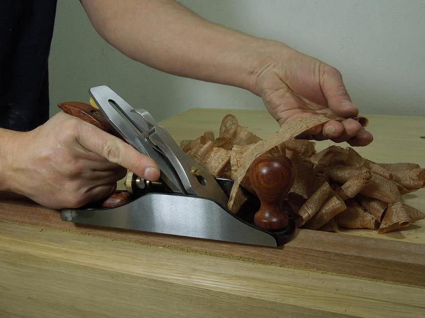 How To Sharpen a Handplane