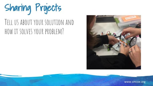 Step 6: Sharing Projects