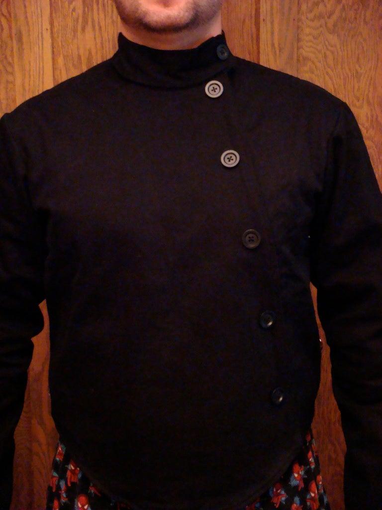Jacket Cont'd