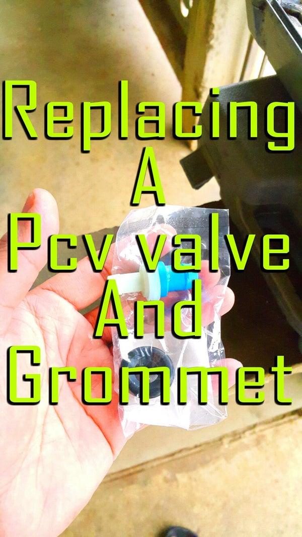 Replacing a PCV Valve for Hyundai Trajet 2000!