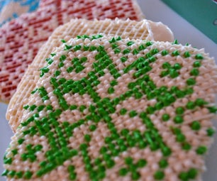 Knit Cookies